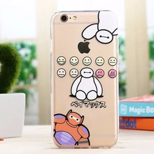 waterproof mobile phone cover TPU phone case for iphone 6 plus