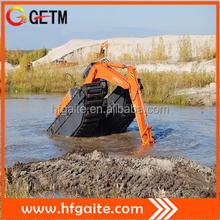 floating excavator for Rural, environmental,civil construction