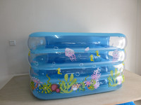 Tubes Inflatable Baby Swimming Pool