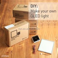 Light up you life the LG's OLED panel light