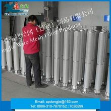 Factory main products! top sale element filter with vertical leaf filter for wholesale