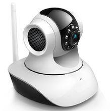 Wireless Indoor 720p Full HD Wifi Security IP Network Camera