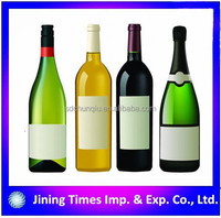 hot sae logo printing crown cap sample size wine bottle