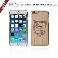High quality wood case for iphone 6 for iphone 6 plus case