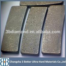 high quality 400mm marble segment diamond segment for diamond saw blade cutting concrete, asphalt