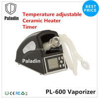 Paladin Newest easy vape desktop vaporizer digital dry herb vaporizer
