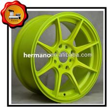 "Different color 17"",18"" TE37 Aluminum Alloy wheel rim BLACK ET 42"