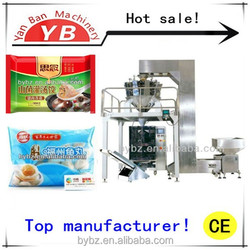 YB-420 Automatic Frozen Dumpling and Meatball Packing/Wrapping Machine