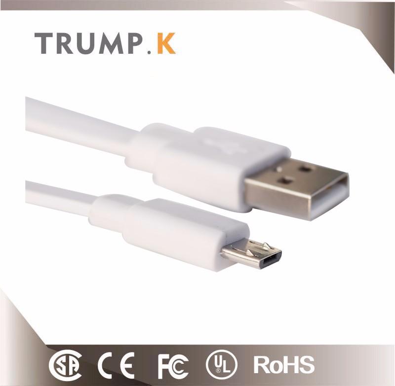 2017 Квартира Мико USB Кабель для Передачи Данных Для Мобильного Телефона