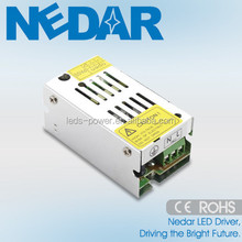 high quality china original 10W constant voltage 24v LED switching mode power supply applied in led strip light