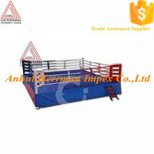 (HERRMAN)AIBA approved boxing ring