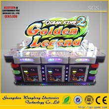 Favorable income!Ocean king 2 IGS software board fishing video game machine