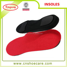 memory foam activated carbon fiber insole board shoe insoles