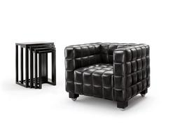 Modern Style Chesterfield Leather Sofa For Sale 1 Piece (Min. Order)