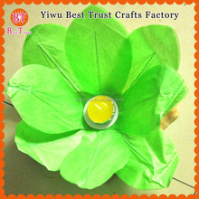 2015 Hot Sale Water Lily Chinese Biodegradable Floating Water Lantern Wish Lantern