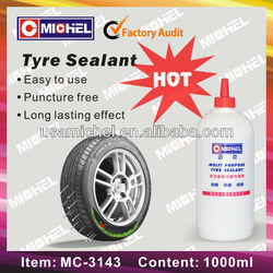 [MICHEL BRAND] 1000ml Liquid Tire Sealant, Tire Repair Gel, Tire Fix Sealant, Car Care Products