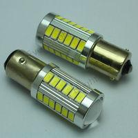 S25 / T20 / T25 5630 33 Led Metal 1156 BA15S Auto Car turn Signal Backup Reverse Led Lights,motorcycle led turn signal light