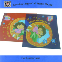 Printing factory PVC child table mat