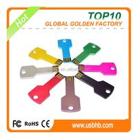 bulk cheap light key shape usb flash drive from China supplier