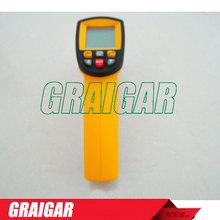 Punto Laser -50 ~ 900 grados infrarrojo sin contacto del laser Digital IR Termómetro GM900 dropshipping freeshipping