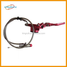China red hydraulic clutch dirt bike for 120 cm fit for dirt bike