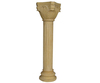 Natural stone column, granite column, marble column for project