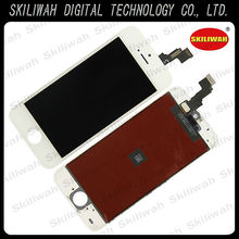 Skiliwah Good sale lcd panel for iphone 5c, for iphone5c touch screen replacement, for iphone 5c digitizer assembly