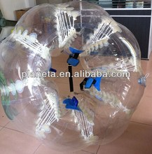 Football inflatable bubble football/soccer for kids