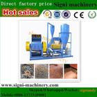 Alta taxa de separar os resíduos de fios de cobre do cabo da máquina de reciclagem( skype: signiandy)