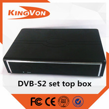 full hd dvbs s2 digital mpeg4 satellite receiver with chip SPHE1506C