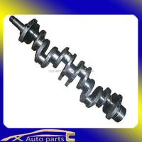 Motorcycle engine crankshaft spare parts for isuzu engine 10pc1