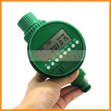 Home Automatic Electronic Water Timer Garden Irrigation Controller Digital Intelligence Watering System