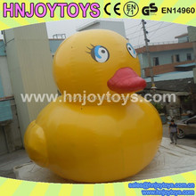 Giant Inflatable Promotion Duck, Duck Model, Inflatable Yellow Duck
