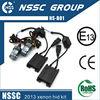 2013 NSSC hid xenon kit 12V 35W 6000K H4