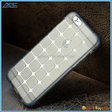 Creative Design TPU Cellphone Case, TPU Grid Case for iPhone 6s 6plus s