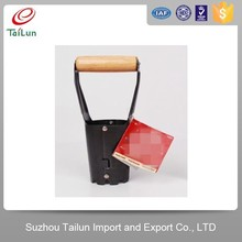 High Quality Electroplated Iron Mini Manual Transplanter With Plastic Handle