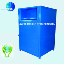 Used Cloth Recycling containers for outside
