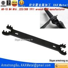 XAXWR176 silver M4 armorer wrench