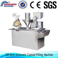 hot-selling medical semi automatic pharma hand powder capsule filling machine