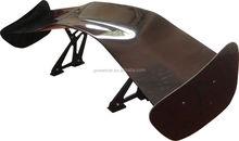 Racing GT wing carbon black adjustable rear spoiler