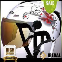 Best price ladies open face helmet for sale