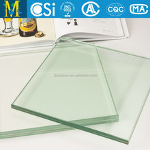 Float Colored Tempered Glass Sheet for Guardrail/Swimming Pool Fencing