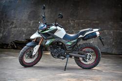 2015 new motorcycle, Tekken EEC, 250cc crossover motorcycles