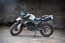 2015 new motorcycles, Tekken EEC, 250cc crossover motorcycles