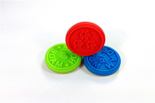 2015 Lottie silicone special design Home Made Cookies FDA silicone stamp hot sale