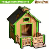 FSC Garden Wooden Dog House, Pet Cage