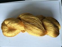 dyed spun silk yarn for sale