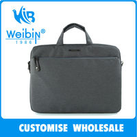 14Inch Customized Lightweight Business Laptop Bag With Internal Shockproof Protector For Laptops