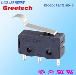 Phone and toy car ENEC 0.1A 5E4 micro switch