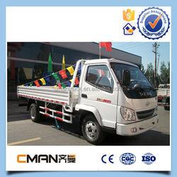 China strong quality T-King brand 4x2 light mini truck 0.5t hot sale